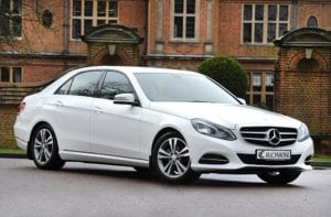 Crown Executive Cars Mercedes Image