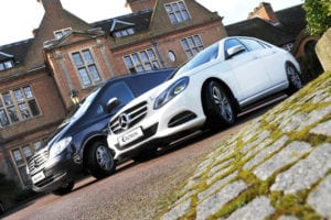 Crown Executive Cars Fleet Image