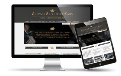 Crown Executive Cars Launch New Website