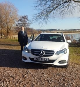 Our Drivers at Crown Executive Cars