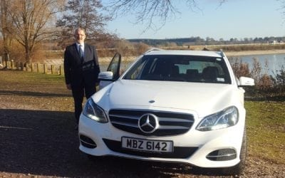 Chauffeur company provides free service  for young adult charity