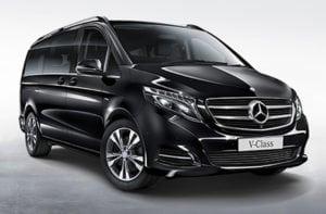 Our Fleet Mercedes MPV